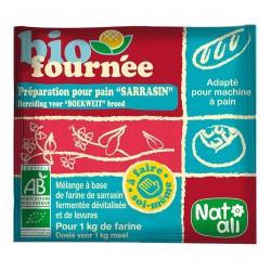 Photo Préparation pour pain Biofournée sarrasin 35g bio Nat-Ali