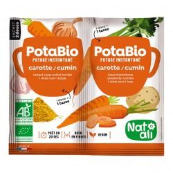 Photo Potabio carottes-cumin 2x8