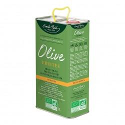 Photo Huile d'olive vierge extra fruité 3l bio Emile Noël