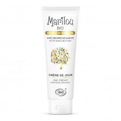 Photo Crème de jour  à l'Huile d'Argan 50 ml bio Marilou Bio