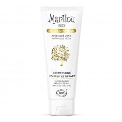 Photo Crème Mains à l'Huile d'Argan 75 ml bio Marilou Bio