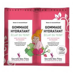 Photo Gommage Hydratant Eclat du Teint 2x4g bio Secrets des Fées