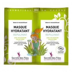 Photo Masque visage Hydratant Repulpant 2x4