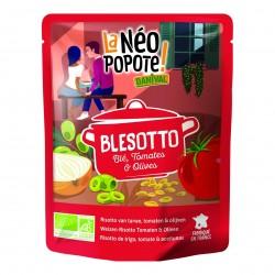 Photo Blésotto tomates et olives 250g bio Danival