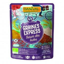 Photo Graines Express Trésor des Indes 250g bio Danival