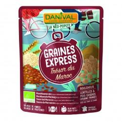 Photo Graines Express Trésor du Maroc 250g bio Danival
