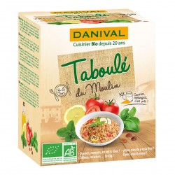 Photo Kit pour taboulé du moulin 120g + 500g bio Danival