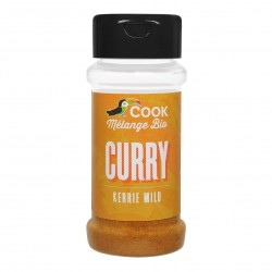 Photo Curry 35g bio Cook