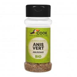Photo Anis vert graines 40gr bio Cook