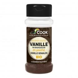 Photo Vanille Bourbon en poudre bio 20g bio Cook
