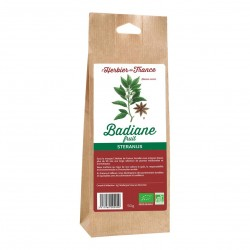 Photo Badiane 50g bio L'Herbier de France