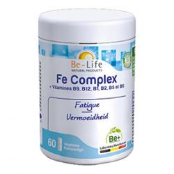 Photo Fe Complex 60 gélules Be-Life