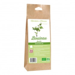 Photo Bouleau feuilles 25g bio L'Herbier de France
