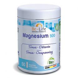 Photo Magnésium 500 50 gélules Be-Life
