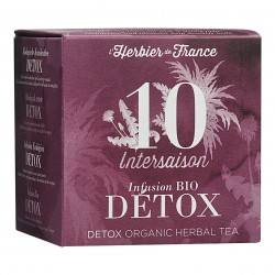 Photo Infusion Intersaison - Détox -15 mousselines bio L'Herbier de France