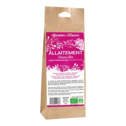 Photo Mélange Infusion Allaitement 100g bio L'Herbier de France