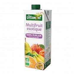Photo Multifruits Tetra 1l bio Vitamont