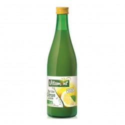 Photo Pur jus de citron 50cl bio Vitamont