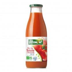 Photo Pur jus de tomate de Marmande 75cl bio Vitamont