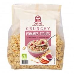 Photo Crunchy Pommes-figues 500g bio Celnat
