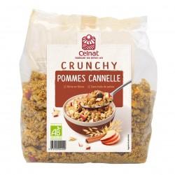 Photo Crunchy Pomme-cannelle 500g bio Celnat