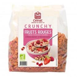 Photo Crunchy Fruits rouges 500g bio Celnat