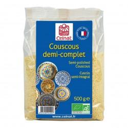 Photo Couscous demi-complet 500g bio Celnat