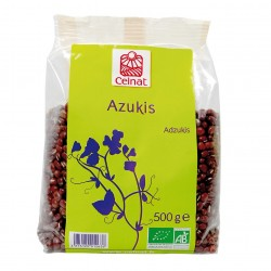 Photo Azukis 500g bio Celnat