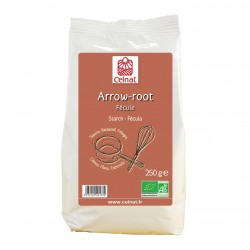 Photo Arrow-root 250g bio Celnat