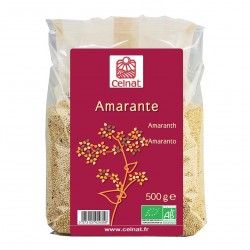 Photo Amarante 500g bio Celnat