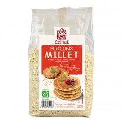 Photo Flocons de millet 350g bio Celnat
