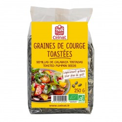 Photo Graines de courge 250g bio Celnat