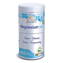 Photo Magnésium 500 180 gélules Be-Life