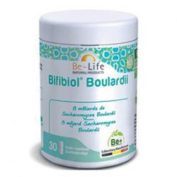 Photo Bifibiol Boulardii 30 gélules Be-Life