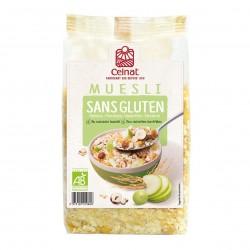 Photo Muesli Sans gluten 375g bio Celnat