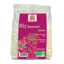 Photo Riz basmati blanc 500g bio Celnat