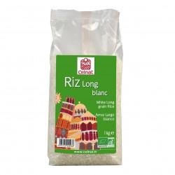 Photo Riz long blanc 1kg bio Celnat