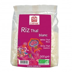 Photo Riz thaï blanc 500g bio Celnat