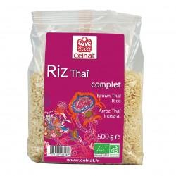 Photo Riz thaï complet 500g bio Celnat