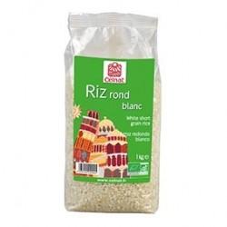 Photo Riz rond blanc 1kg bio Celnat