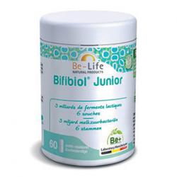 Photo Bifibiol Junior 60 gélules Be-Life