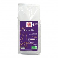 Photo Son de blé 250g bio Celnat