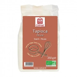 Photo Tapioca 250g bio Celnat