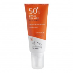Photo Spray solaire SPF50+ 100ml bio Alga Maris