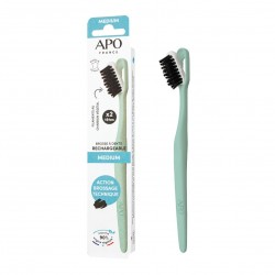 Photo Brosse à dents rechargeable médium APO