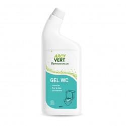 Photo Gel WC enzymatique 750ml Arcy Vert