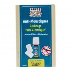 Photo Recharges pour diffuseur éléctrique anti-moustiques Aries