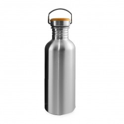 Photo Bouteille en inox 500ml Bambaw