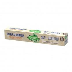 Photo Papier aluminium Chardon Vert