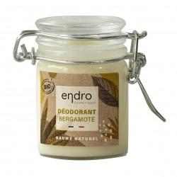 Photo Déodorant solide bergamote 60ml bio Endro